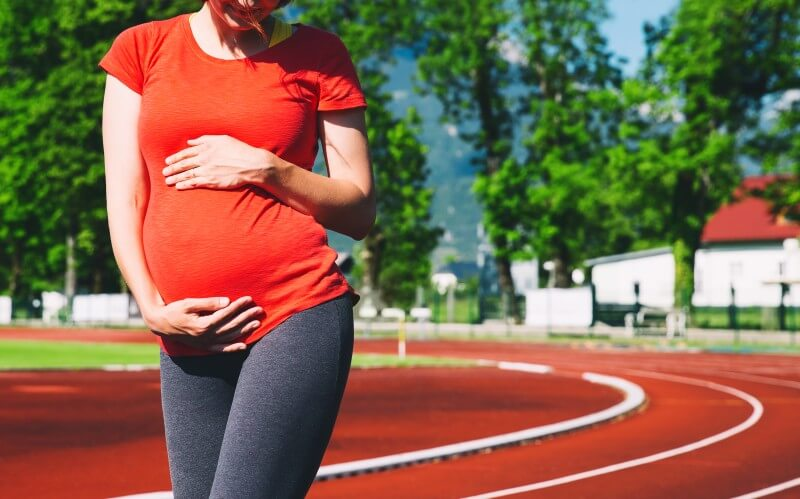 d77b3fa0e53 Běžecké mýty - těhotenství