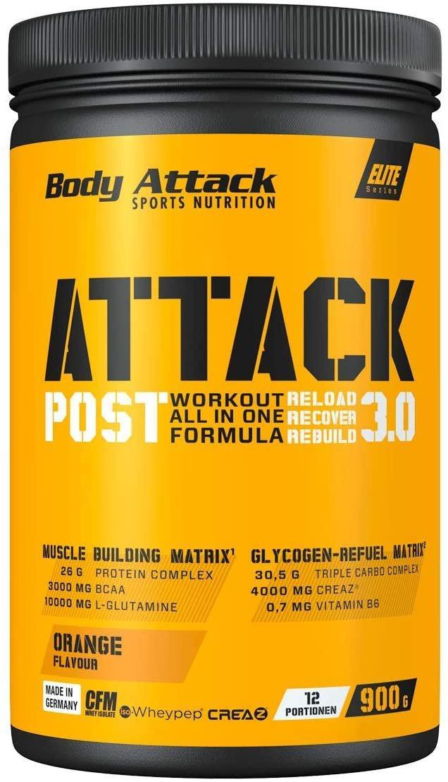 Body Attack Post Attack Workout All In One Formula 900g, univerzální potréninková směs