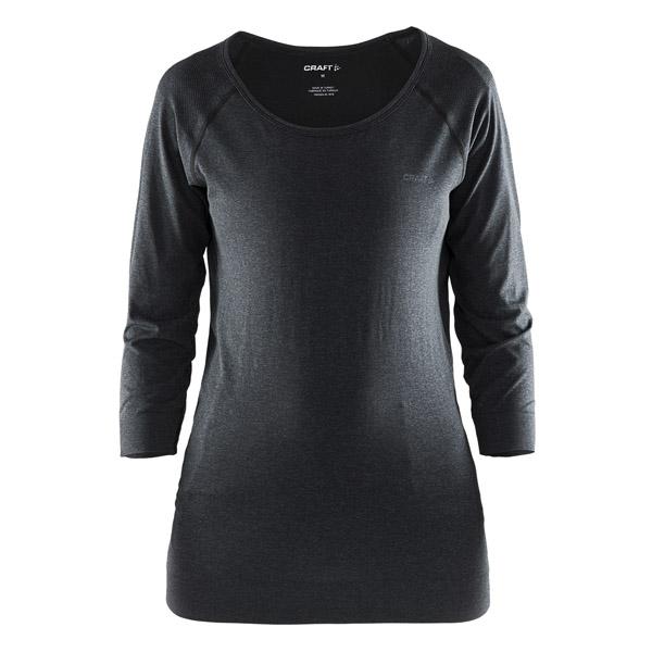 Craft W Tričko Seamless Touch čierna S/M