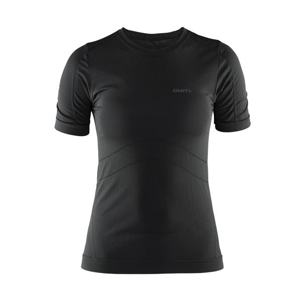 Craft W Tričko Seamless čierna L/XL