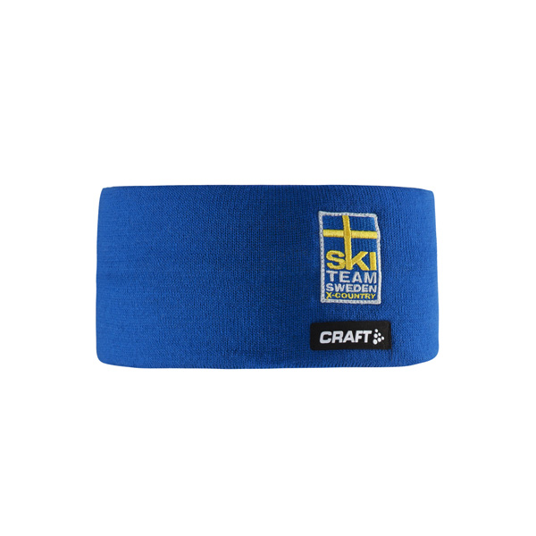 Craft Čelenka Ski Team Voyage modrá L/XL