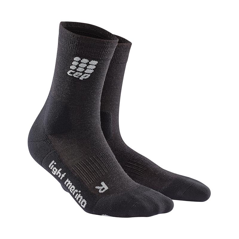 CEP Outdoorové ponožky ultralight merino pánske lava stone III