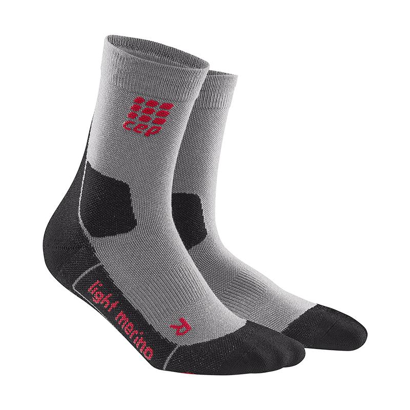CEP Outdoorové ponožky ultralight merino pánske volcanic stone III