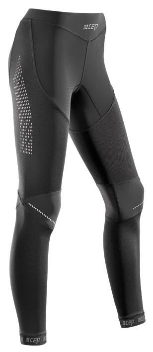 CEP Bežecké nohavice 2.0 dámske čierna I