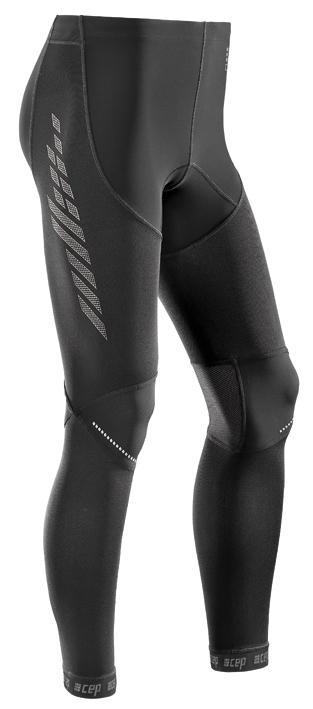 CEP Běžecké kalhoty 2.0 pánské černá II