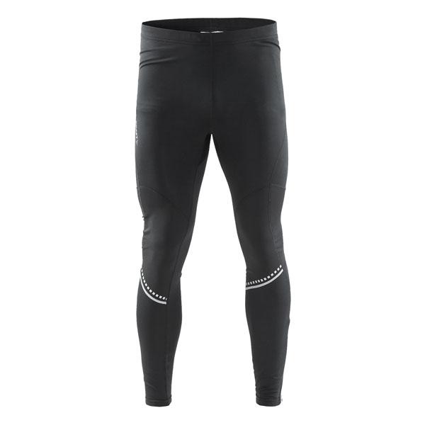 Craft Nohavice Cover Thermal čierna M