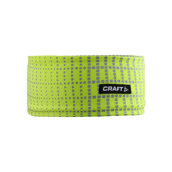 Craft Čelenka Brilliant 2.0 žlutá L/XL