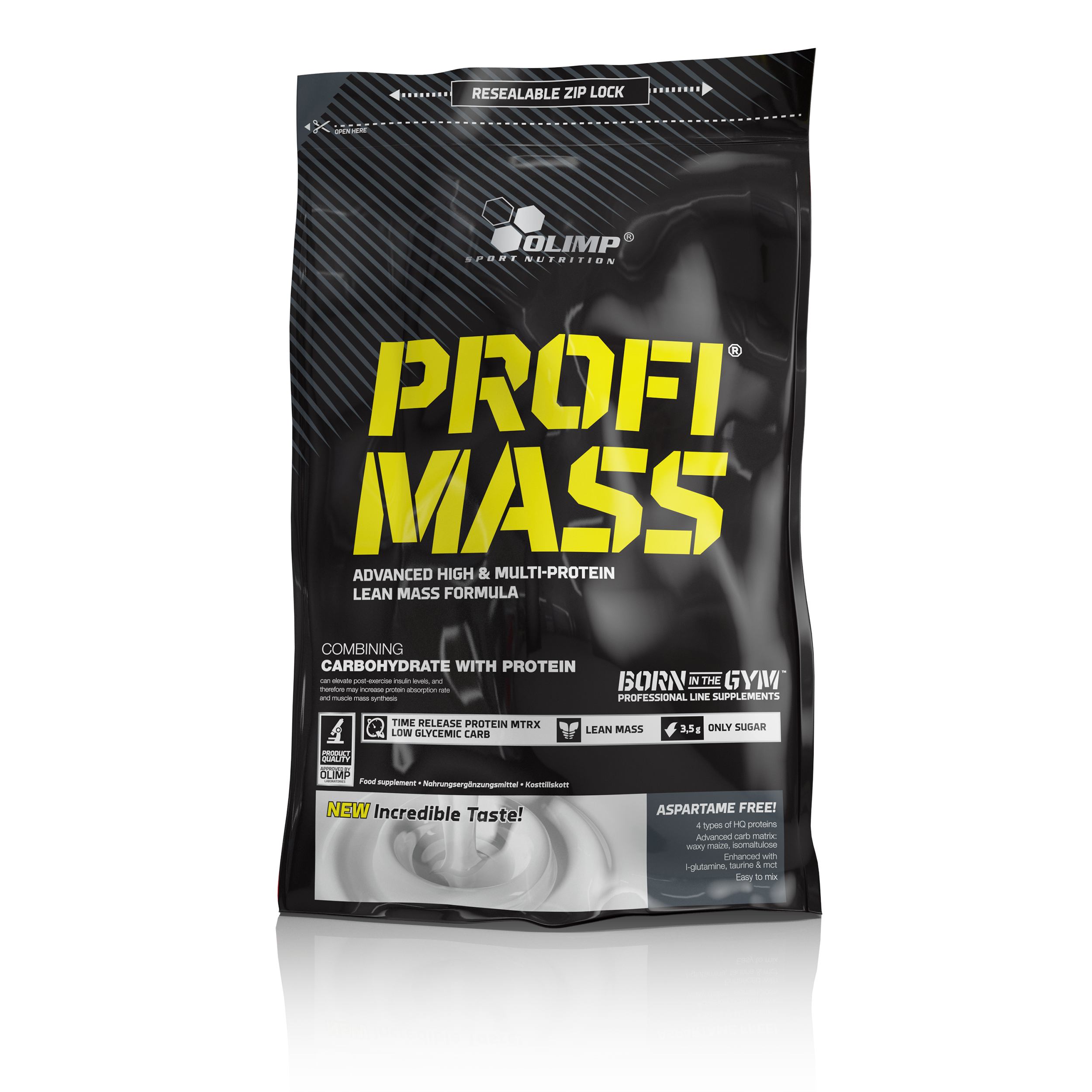 Olimp Profi Mass Gainer, 1000g
