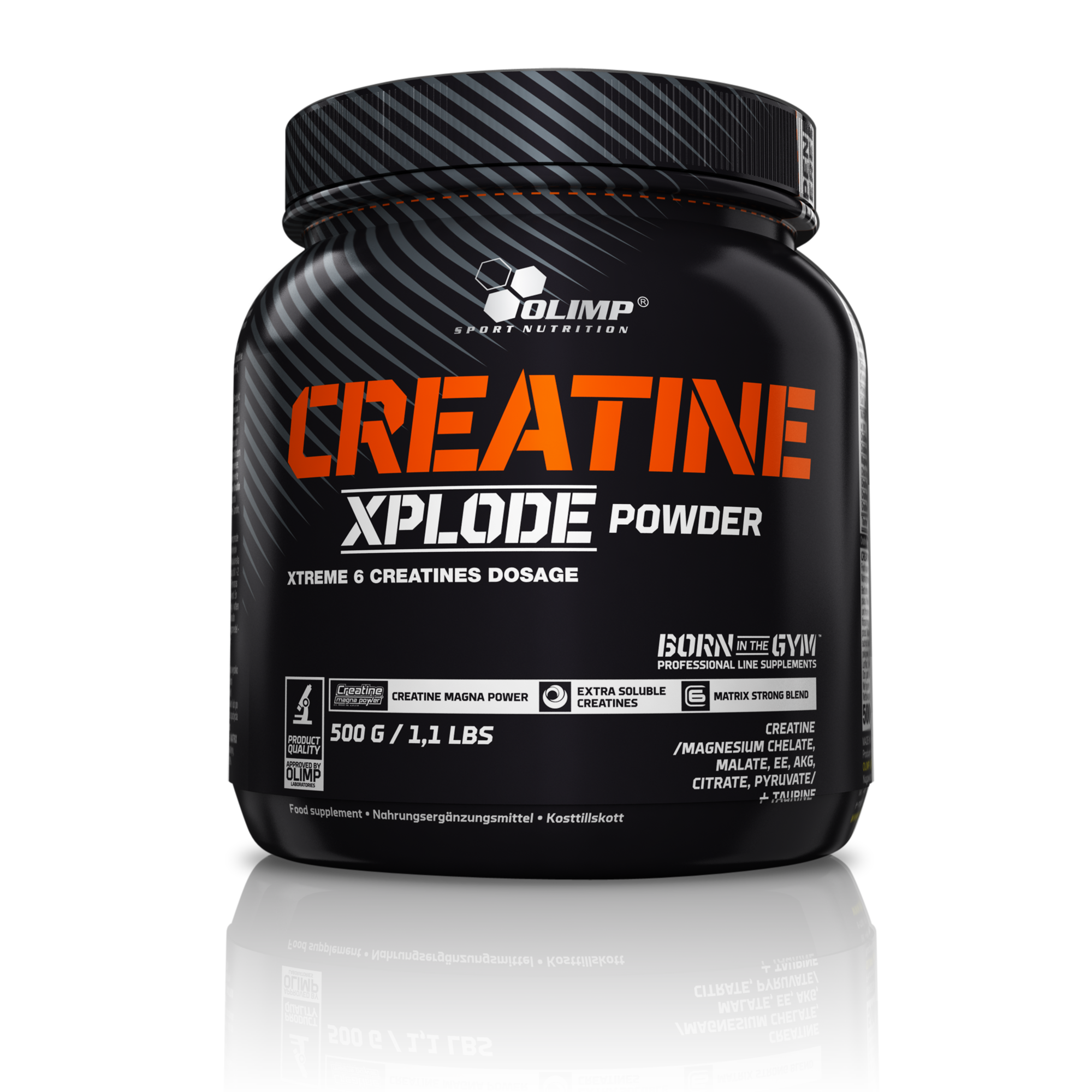 Olimp Creatine Xplode, 500g