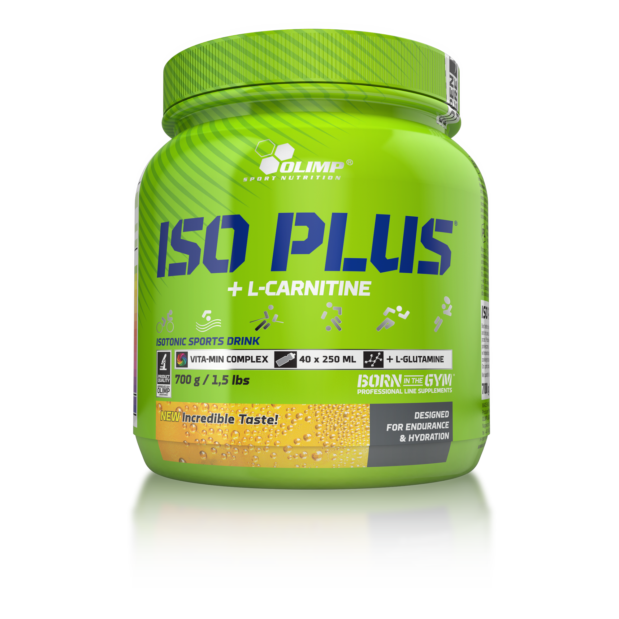 Olimp ISO Plus, 700g