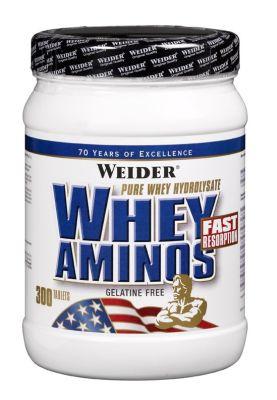 Weider Whey Aminos, 300 tablet
