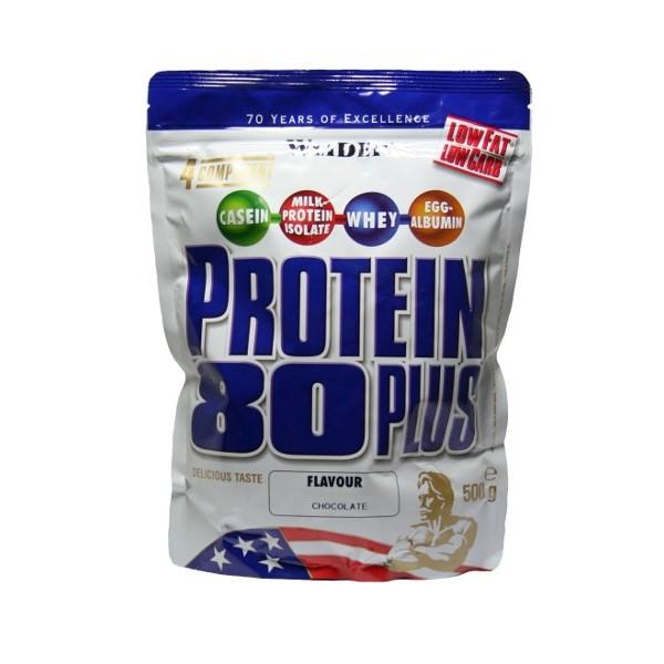 Weider Protein 80 Plus, 500g