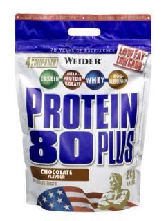 Weider Protein 80 Plus, 2000g