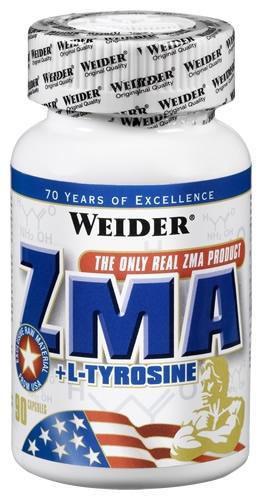 Weider ZMA + Tyrosine, 90 kapslí