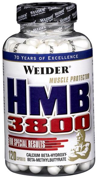 Weider HMB 3800, 120 kapslí