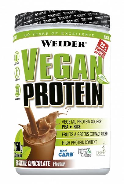Weider Vegan Protein, 750g