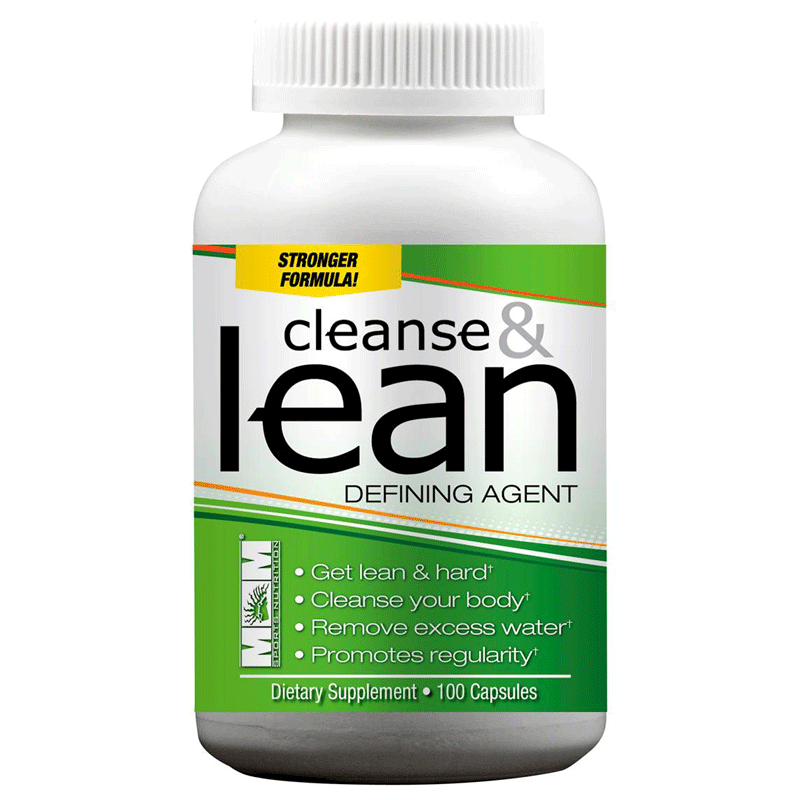 Max Muscle Cleanse&Lean, 100 tablet