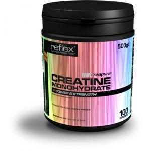 Reflex Nutrition Creapure Creatine Monohydrate, 500g