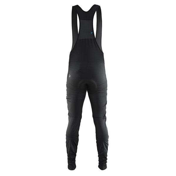 Craft Cyklokalhoty Velo Thermal Bib (s vložkou) černá XL