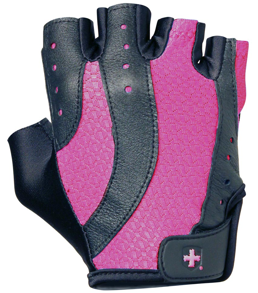 Harbinger Fitness rukavice Womens Pro 149 fialové L 077dc0f93c