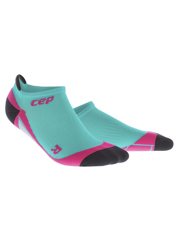817ca9df6ef CEP Nízké ponožky dámské modrá lagoon   růžová II