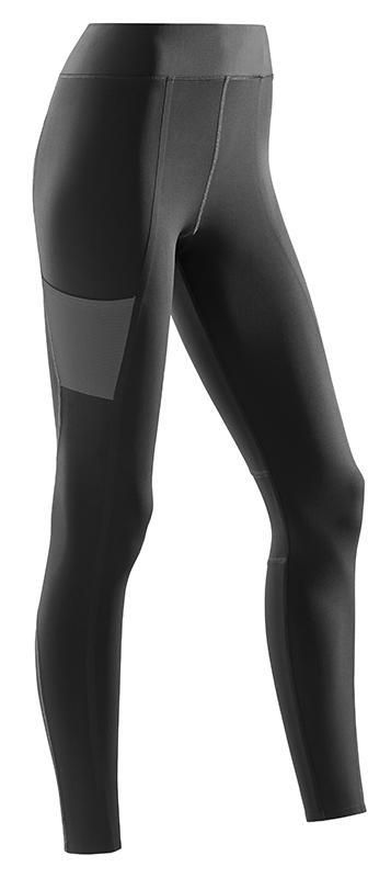 CEP Športové nohavice performance dámske čierna I