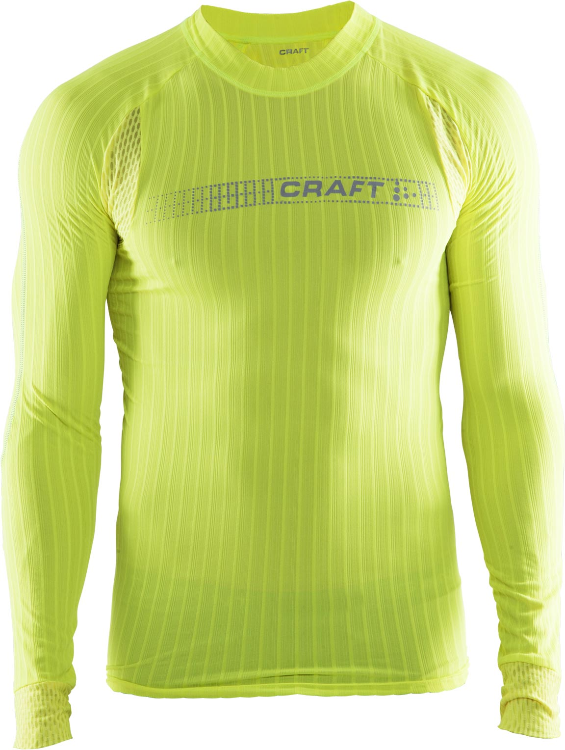 Craft Triko Active Extreme 2.0 Brilliant LS žlutá XXL