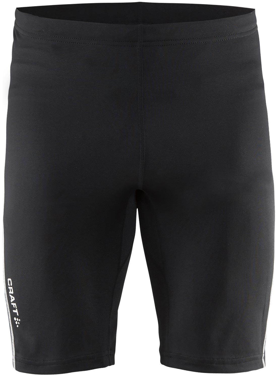 Craft Nohavice Mind Short čierna XL