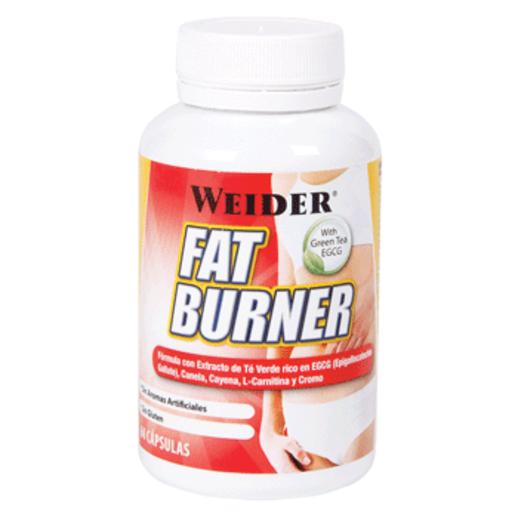 Weider Fat Burner with Green Tea, 300 kapslí