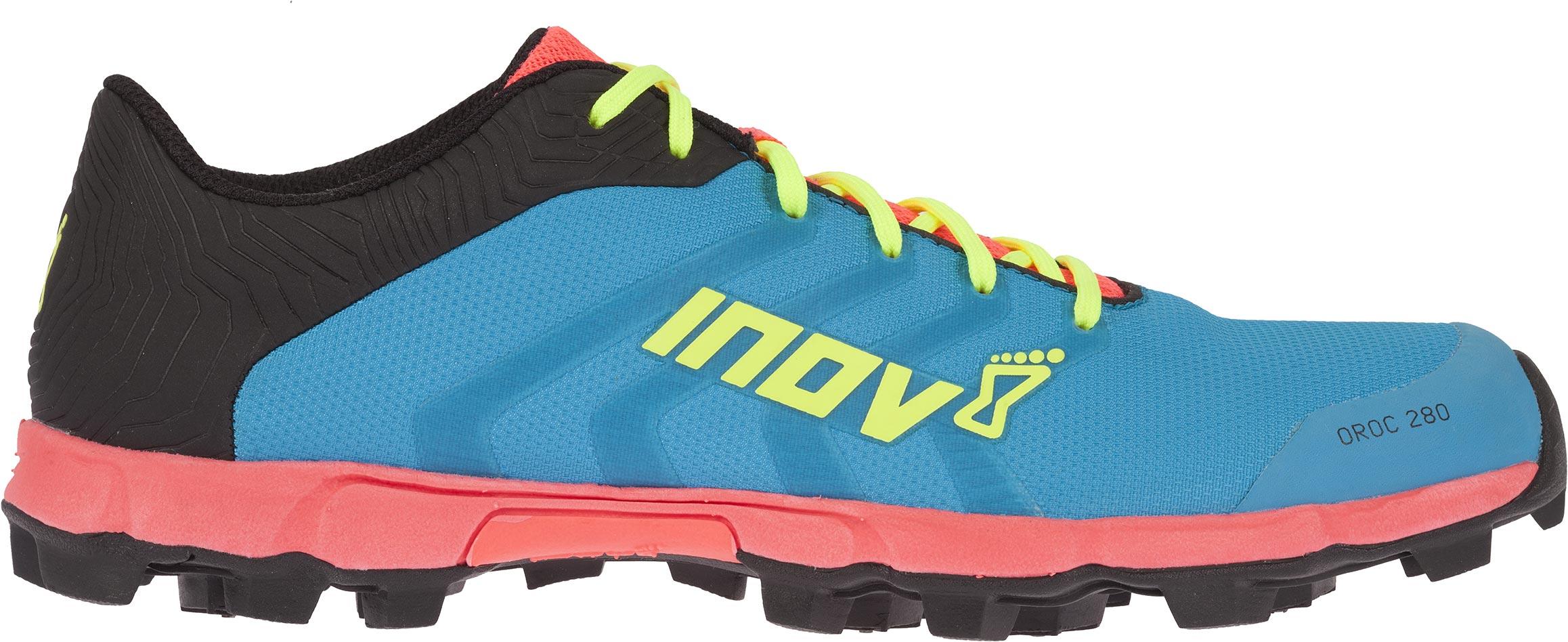 Inov-8 Oroc 280 v2 blue/pink/yellow 42