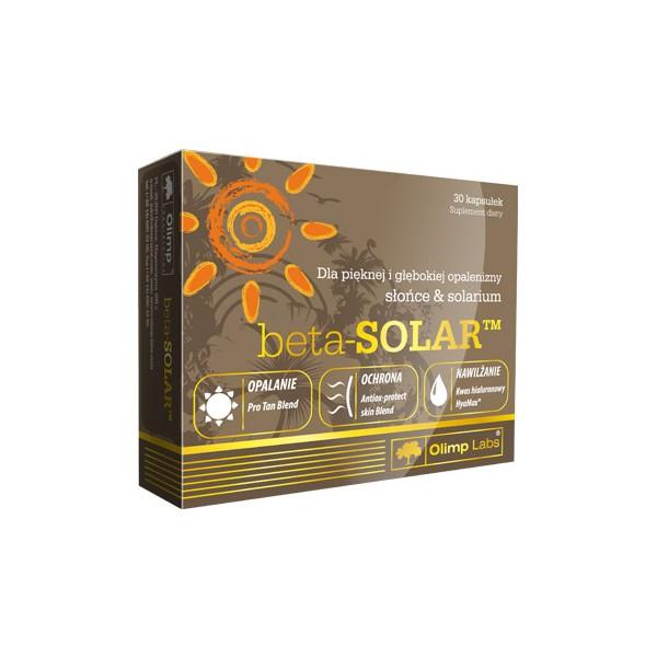 Olimp Beta Solar, 30 kapslí