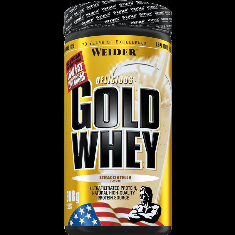 Weider Gold Whey, 908g