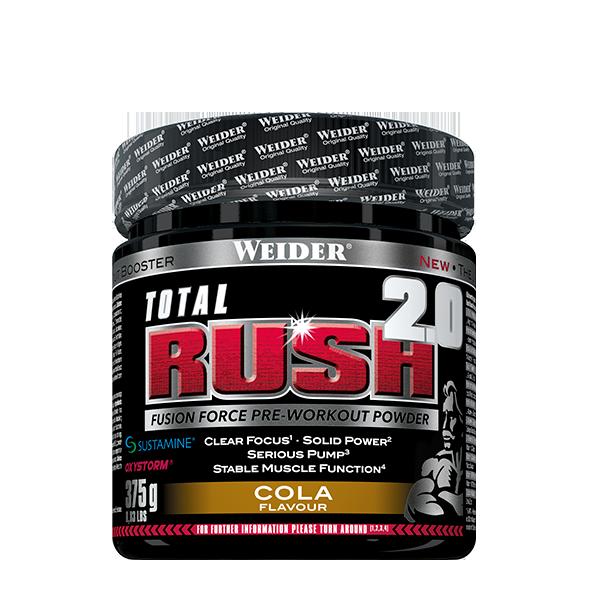 Weider Total Rush 2.0, 375g