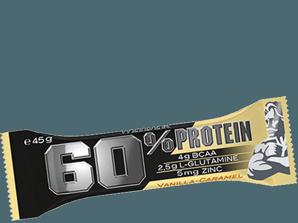 Weider 60% protein bar, 45g
