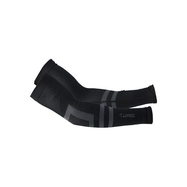 Craft Návleky Seamless Arm 2.0 čierna M/L