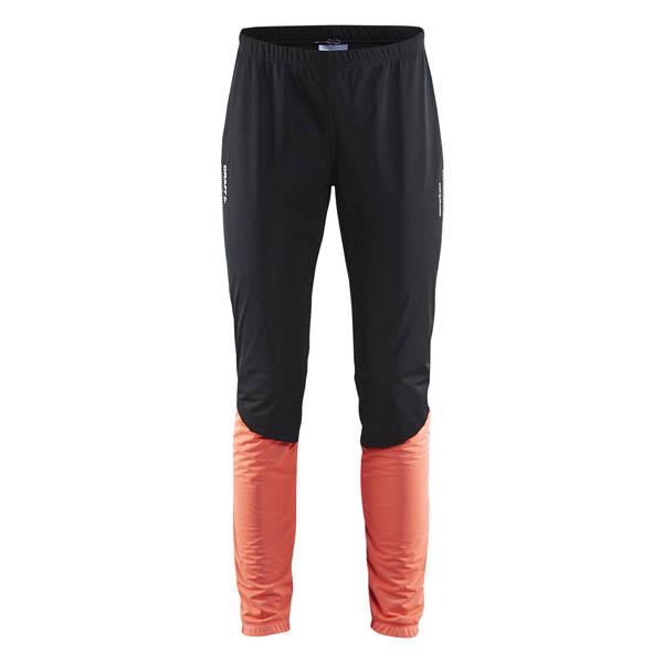 Craft W Kalhoty Storm 2.0 černá s růžovou L