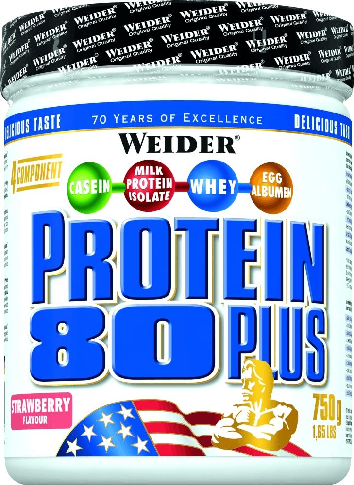 Weider Protein 80 Plus, 750 g