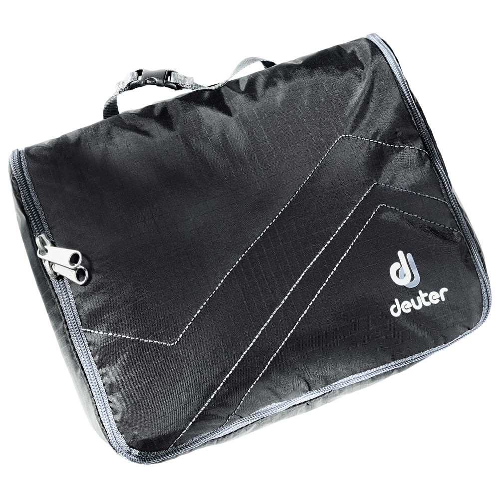 Deuter Wash Bag Center Lite I (3900216) black-titan