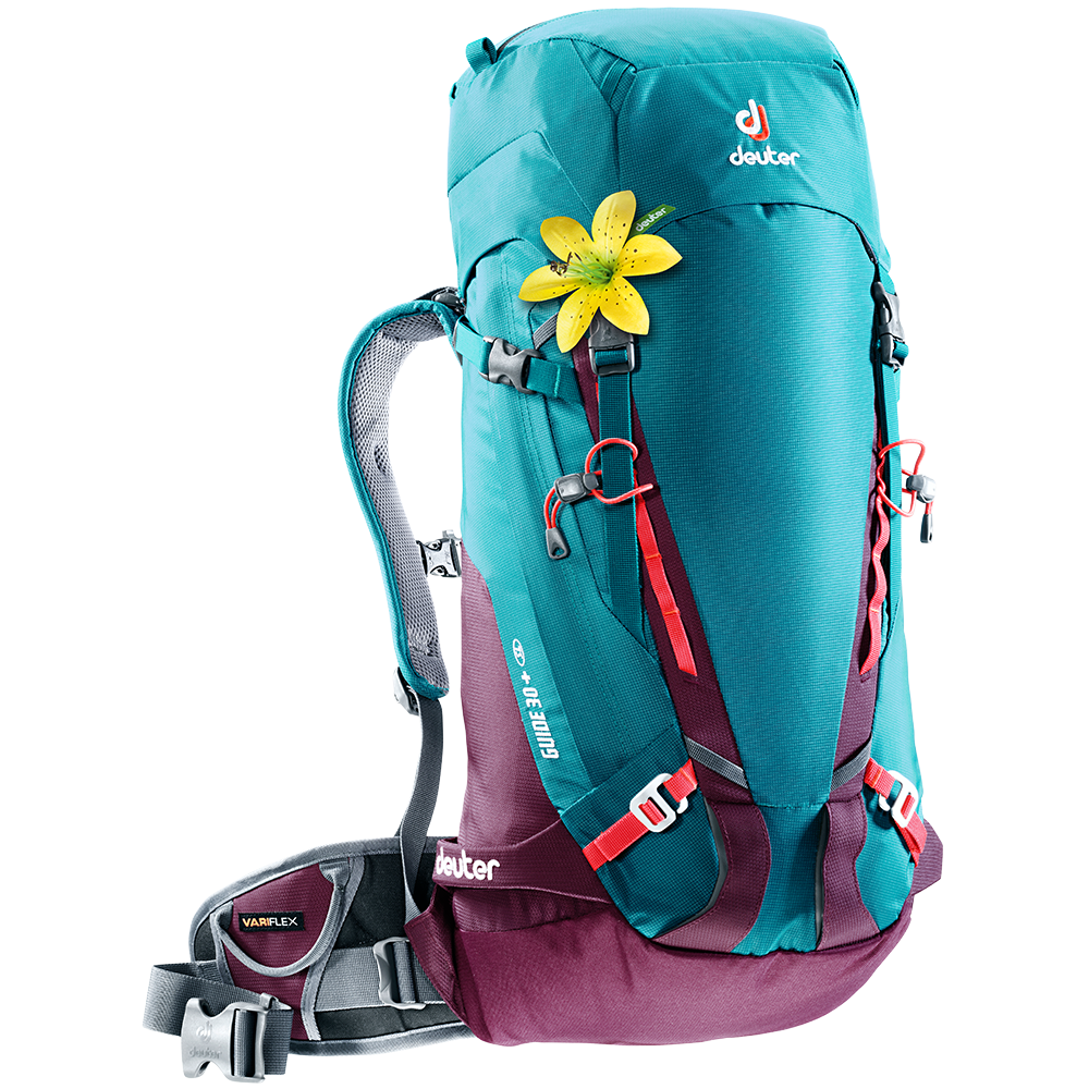 Deuter Guide 30+ SL (3361017) Petrol-blackberry