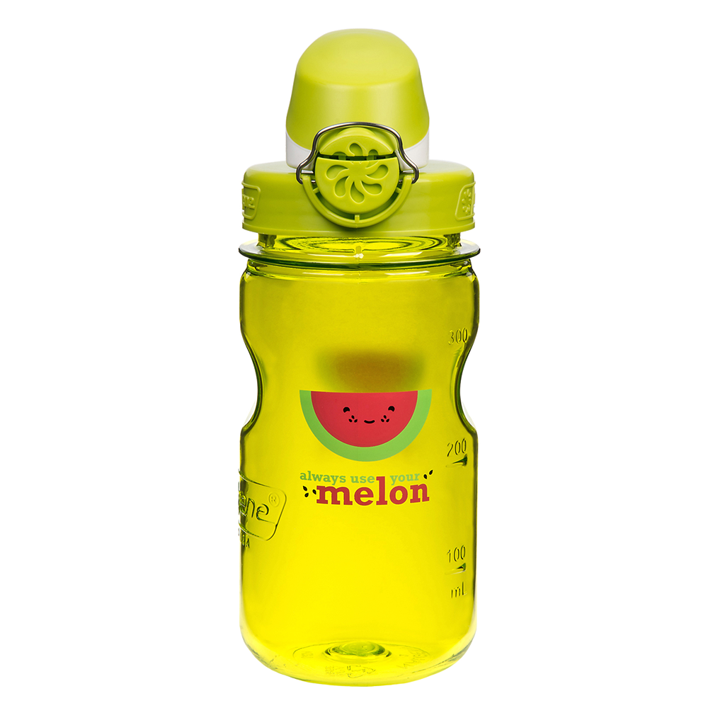Nalgene Clear Kids OTF Green Melon1263-0007