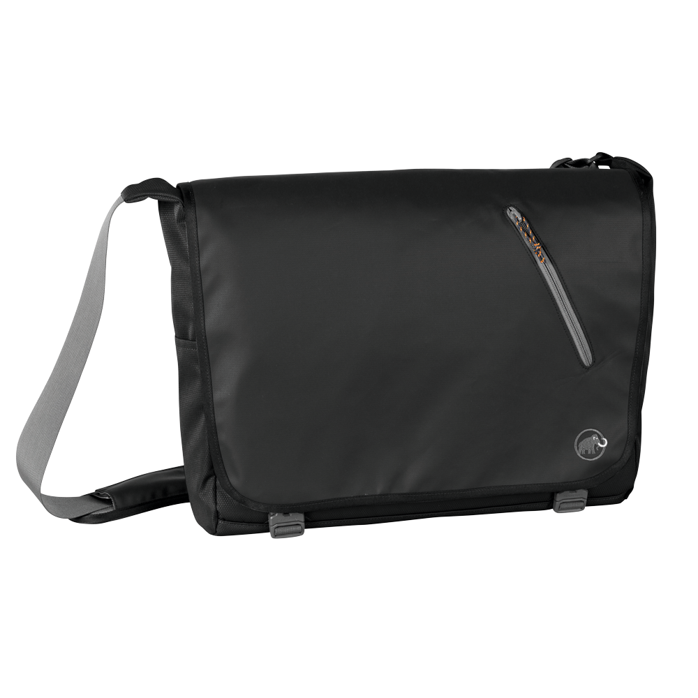 Mammut Messenger Square 14 black 0001
