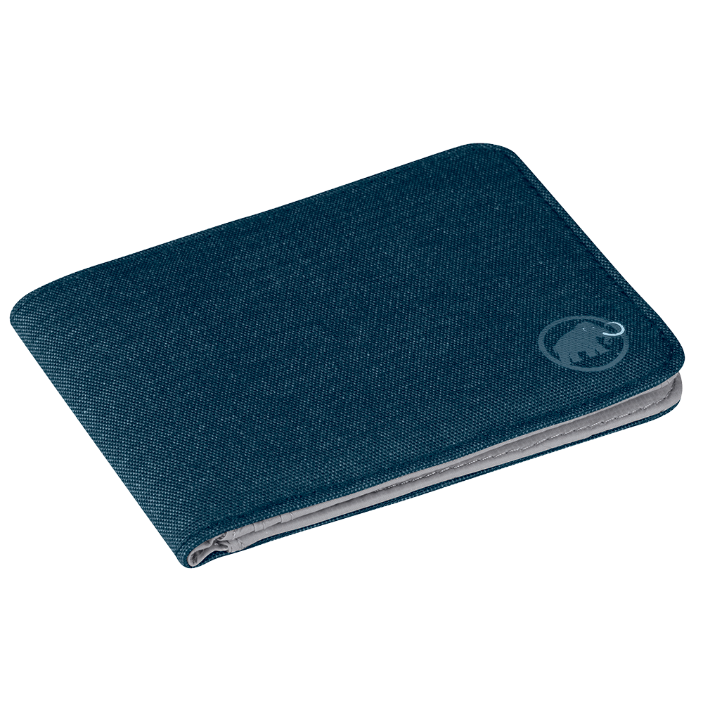 Mammut Flap Wallet Mélange (2520-00710) dark chill 5851