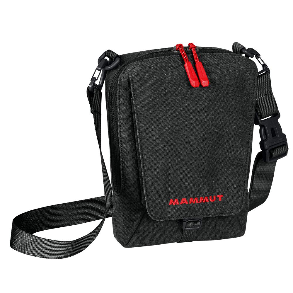 Mammut Tasch Pouch Melange black 0001