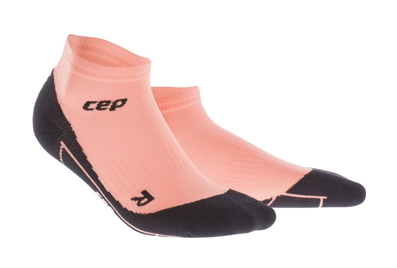 CEP Kotníkové ponožky FITNESS dámské II pastelově korálová II b0f987e88f