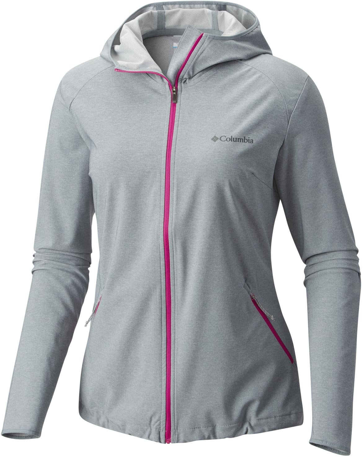 Columbia Heather Canyon Softshell Jacket L