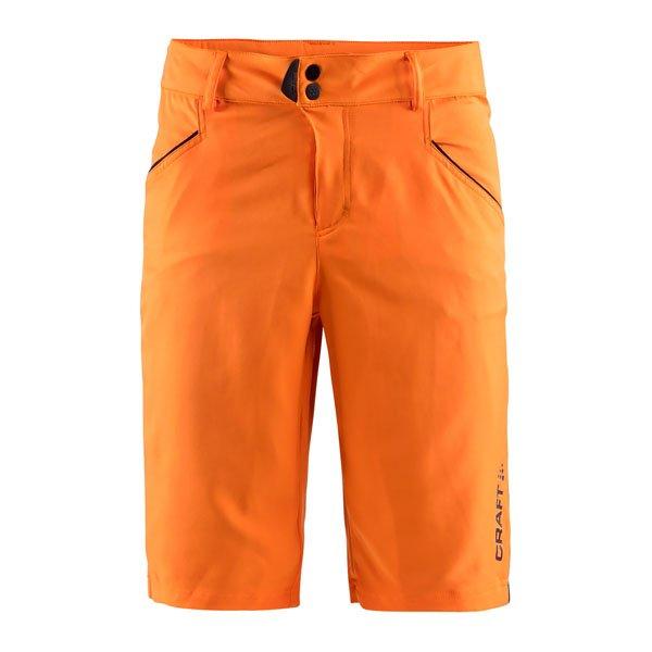 Craft Cyklonohavice Velo oranžová XL