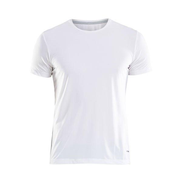 Craft Triko Essential krátký rukáv bílá XXL