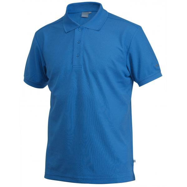 Craft Triko Classic Polo Pique modrá L