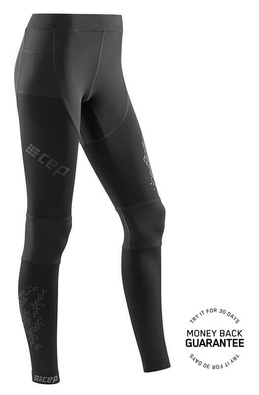 CEP Bežecké nohavice 3.0 dámske čierna I