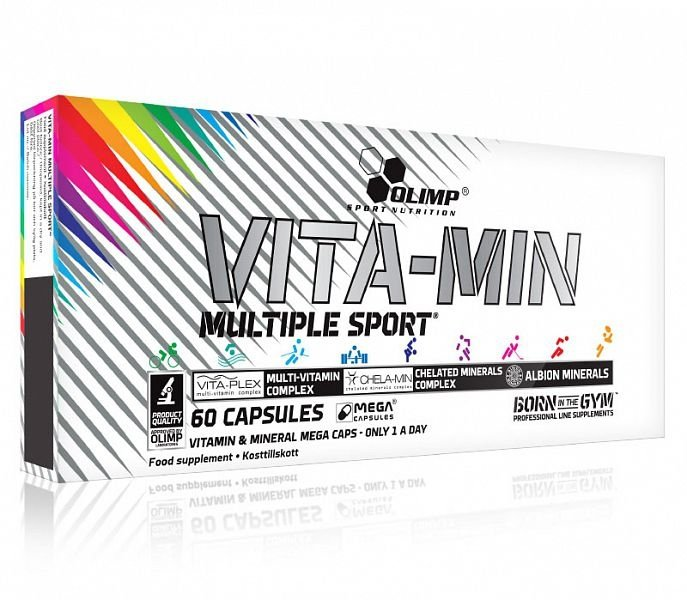 Olimp Vita-Min Multiple Sport, 60 kapslí